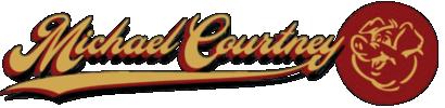 Michael Courtney Butchers Logo
